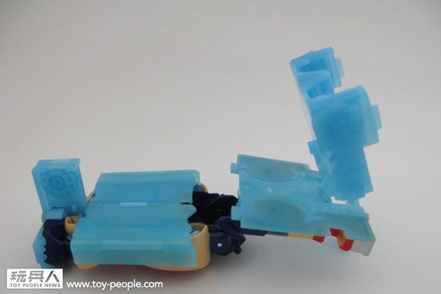 ガリロボ君 可變型的冰棒君開箱報告