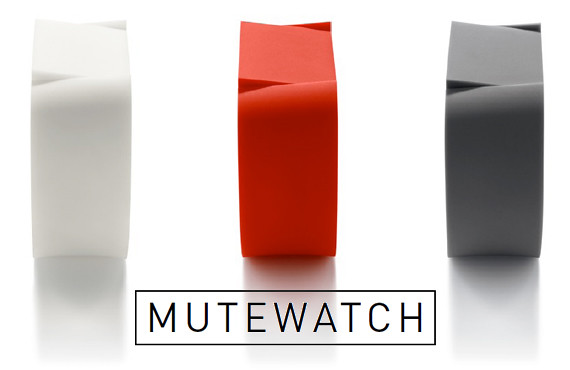 Mutewatch in different colors