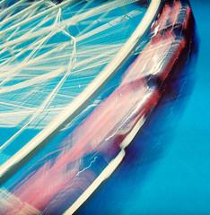 Ferris Blur (megalithicmatt) Tags: longexposure xpro ferris fremantle e100g ikonnettar