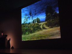David Higgins Lecture 7-12-12 (Memorial Art Gallery) Tags: david higgins corning memorialartgallery rustlust 5throchesterbiennial