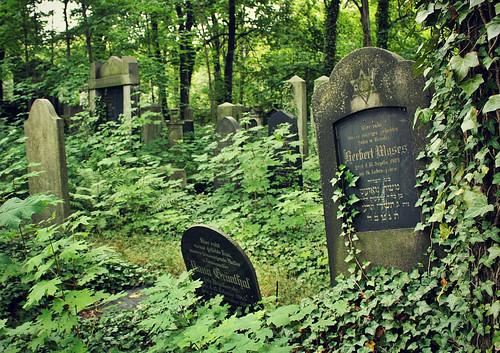 Nowy cmentarz żydowski w Gliwicach