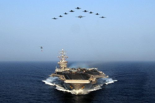 USS Dwight D. Eisenhower [Image 3 of 4]