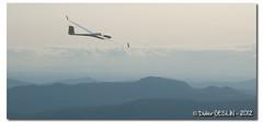 Happiness (Laurent CLUZEL) Tags: nikon d200 soaring glider rc slope 1870 hautesavoie planeur semnoz vdp asw2818