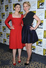 Ginnifer Goodwin and Jennifer Morrison San Diego Comic-Con 2012