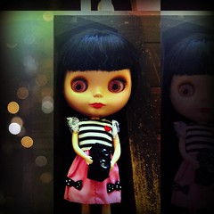 Blythe-a-Day July: 16/31 Camera