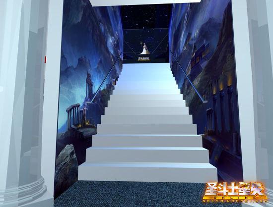Chinajoy聖鬪士星矢網路遊戲發表會
