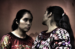 Guatemalan women (Eniola Itohan) Tags: portrait women guatemalan