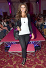 Layla Flaherty Amanda Byram launches the Dublin Fashion Festival at The Westin Hotel Dublin, Ireland