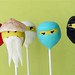 "Ninjago Cake Pops • <a style=""font-size:0.8em;"" href=""https://www.flickr.com/photos/59736392@N02/7665425794/"" target=""_blank"">View on Flickr</a>"