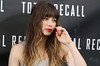 Jessica Biel Los Angeles photocall for 'Total Recall', held at The Four Seasons Hotel in Beverly Hills Los Angeles, California