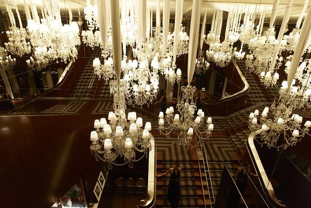 アフタヌーンティーで人気のホテル ロワイヤル モンソー ラッフルズ