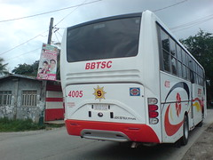 BBTSC operated by Santrans Corp. 4005 ($entiemo; Classic Stripes Die Hards ) Tags: bus pub philippines yutong dm11 dmmc sjdm santrans pbpa delmontemotors bbtsc ordinaryfare cityoperation zk6107ha severinosantos bagongbuhaytsc philippinebusphotographersassociation