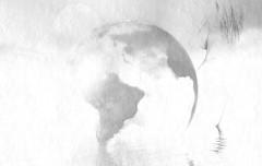 Tenue mundo insecto... tu misterio te está desnudando, y halla la fábula eterna bajo la luna opalina, mientras un dios purpureo lava las heridas del amor y yace la pálida bruma con su mirada invisible... (conejo721*) Tags: argentina mujer amor luna dibujo mundo texturas palabras mardelplata sentimiento poesía poema conejo721