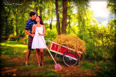 Your Everything (Ronaldo F Cabuhat) Tags: trees ny newyork green canon landscape photography engagement kiss portraiture canonef24105mmf4isusm canonspeedlite580exii canoneos5dmarkii youreverything cabuhat cybercommand cybersync anniecalaoagan tristancooper