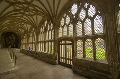Wide angle Window (Simon Hawketts) Tags: door houses england house building home window architecture construction europe cathedral unitedkingdom interior wells somerset wellscathedral residence leadedglass leadedwindow livingquarter