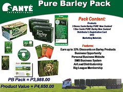 Pure Barley Pack (Omeganinalee) Tags: health diet homebusiness foodsupplement barleypure foodandhealth purebarley santepurebarleyinternational