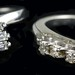 5012. Two Diamond Set Rings