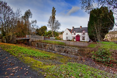 Moneypenny's Lock, Portadown (bazmcq) Tags: county uk ireland river canal unitedkingdom gates northernireland northern waterway ulster armagh portadown newry lockhouse icapture countyarmagh newrycanal northernirelandphotography barrymcqueen yahoo:yourpictures=yourbestphotoof2012