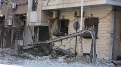 -      -- (   ) Tags: against project humanity destruction memory revolution syria damascus  devastation crimes syrian assad    snn       douma                    arabuprising syrianrevolution    freesyrianarmy    shaamnewsnetwork hge