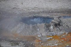 Chinese Spring (late morning, 1 June 2013) 11 (James St. John) Tags: old hot spring group chinese basin upper springs yellowstone wyoming geology geyser faithful geysers upper old hot spring group springs chinesespring basin