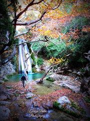 Where Faeries Live (Terezaki ✈) Tags: park trip travel flowers blue autumn trees friends light vacation people holiday flower color green fall nature water yellow river geotagged fun photography photo spring day searchthebest hellas greece pictureperfect neda peloponnese naturesfinest 希腊 ελλάδα φύση 100faves 50faves peloponisos 100favs anawesomeshot flickrdiamond ποτάμι theperfectphotographer καταρράκτησ νέδα πελοποννήσοσ nedawaterfalls