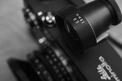 20160506_DP3M9142 (NAMARA EXPRESS) Tags: camera blackandwhite film monochrome japan lens minolta body object 28mm sigma indoor osaka gr filmcamera finder ricoh ricohgr f28 cl viewfinder merrill foveon toyonaka leitz dp3 leitzminoltacl namaraexp