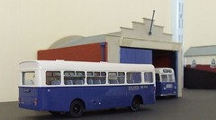 Bristol LH6P as Island Traction SP485. (island traction) Tags: bus scale buses bristol island model conversion little traction company su kit resin oo gauge sul btc tilling lbc diecast 176 4mm sul4a buskits littlebuscompany islandtraction sul6p