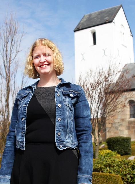 Ny præst i Durup kirke