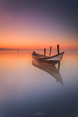 The Dream, Sunrise -  Ria de Aveiro (paulosilva3) Tags: mist portugal sunrise canon de dream lee filters ria aveiro manfrotto waterscape lowepro polariser lakescape riverscape eos6d boatscape