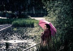 Katrin im Regen (designladen.com) Tags: woman girl rain person human frau mdchen regen katrin mensch p5280113