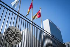 UN Secretariat Headquarters, New York (United Nations Photo) Tags: newyork unitednations