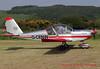G-CENW (David Unsworth (davidu)) Tags: gcenw longws aerotechnikev97aeurostar eurostar ev97 aerotechnikev97a aerotechnik ev97a daviduair aviation aircraft castlekennedy davidunsworth flyin airplane lightaircraft lightaviation generalaviation ga