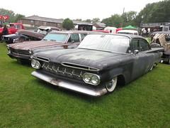 IMG_0817 (andrewlane94) Tags: american americanspeedfest muscle v8 classic retro vintage chevrolet chevy brandshatch impala 1959