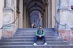 FB_IMG_1463690258393 (euskadi78) Tags: bologna portici autoscatto romagna