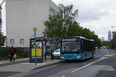 Mercedes-Benz Citaro RMV TRAFFIC DB BAHN mit kenzeichen GI BV 6423 beim Haltestelle Feldbahnmuseum im Frankfurt am Main 21-05-2016 (marcelwijers) Tags: am traffic im mit frankfurt main db mercedesbenz beim bahn gi bv haltestelle rmv citaro feldbahnmuseum 6423 kenzeichen 21052016