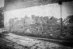 TESE B&W (Rodosaw) Tags: street chicago art photography graffiti culture documentation tese cmw subculture tnb of