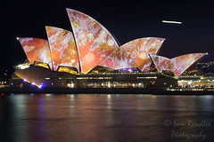 Art of the Opera (Sam Randles) Tags: light festival nightscape sydney australia circularquay landmark newsouthwales sydneyharbour sydneyoperahouse artsandculture