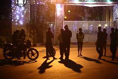 The late night boys (N A Y E E M) Tags: men young pedestrians motorbike latenight light shadow street outerstadium chittagong bangladesh sooc raw unedited untouched availablelight windshield