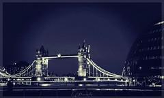 We will miss you (broombesoom) Tags: uk greatbritain england london architecture night towerbridge europa europe cityhall pano architektur southwark nachtaufnahme architekt sirnormanfoster
