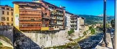 La casa dei Turchi (Bruno Zaffoni) Tags: italy panorama house landscape hdr trentino rovereto