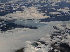 Glaciar Brüggen o Pio XI (Mono Andes) Tags: chile patagonia glacier andes glaciar fotoaérea campodehielosur regióndemagallanes glaciarpioxi fiordoeyre glaciarbrüggen