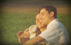 Momentos de felicidad. (Melisa) Tags: wedding love flickr amor happiness lucas textures amour priscila felicidad lovestory amore texturas liebe casamiento historiadeamor