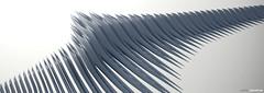 incremental regeneration (Daniel Zakharyan) Tags: urban sculpture art field architecture digital design sketch model experimental geometry render structure research generative form shape visualization urbanism topology algorithmic deformation parametric danielzakharyan