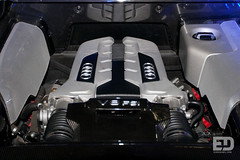 """Audi R8 4.2 Engine • <a style=""""font-size:0.8em;"""" href=""""http://www.flickr.com/photos/54523206@N03/7039009017/"""" target=""""_blank"""">View on Flickr</a>"""