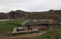 Garni, Armenia (nikidel) Tags: mountain church temple monastery armenia ararat garni geghard khorvirap