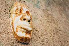 Street art (soujo) Tags: travel paris france europe mask marais lamarais vscofilm