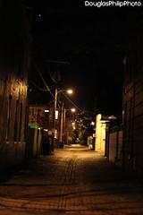 Night Alley. (Douglas Philip) Tags: streetart art night portraits photography graffiti virginia modeling bikes richmond icecream bombing rva 50mm18 fixedgearbikes canont3i