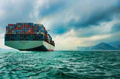 The Harbour Bridge Panama Sailing for Hong Kong (carl.s.zhang) Tags: hongkong thechallengefactory thepinnaclehof kanchenjungachallengewinner tphofweek149