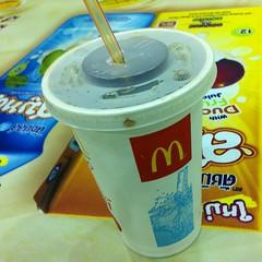 Coca Cola @ McDonald