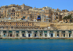Valletta (albireo2006) Tags: sea wallpaper harbor mediterranean harbour background malta quay wharf valletta grandharbour v18 hccity valletta2018